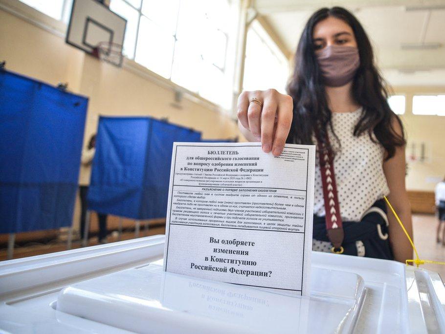 Памфилова назвала даты заблаговременного  голосования осенью