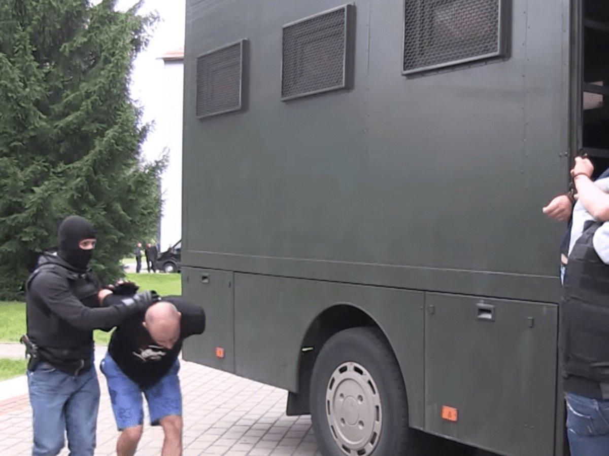 В Кремле объяснили цель задержанных в Белоруссии россиян