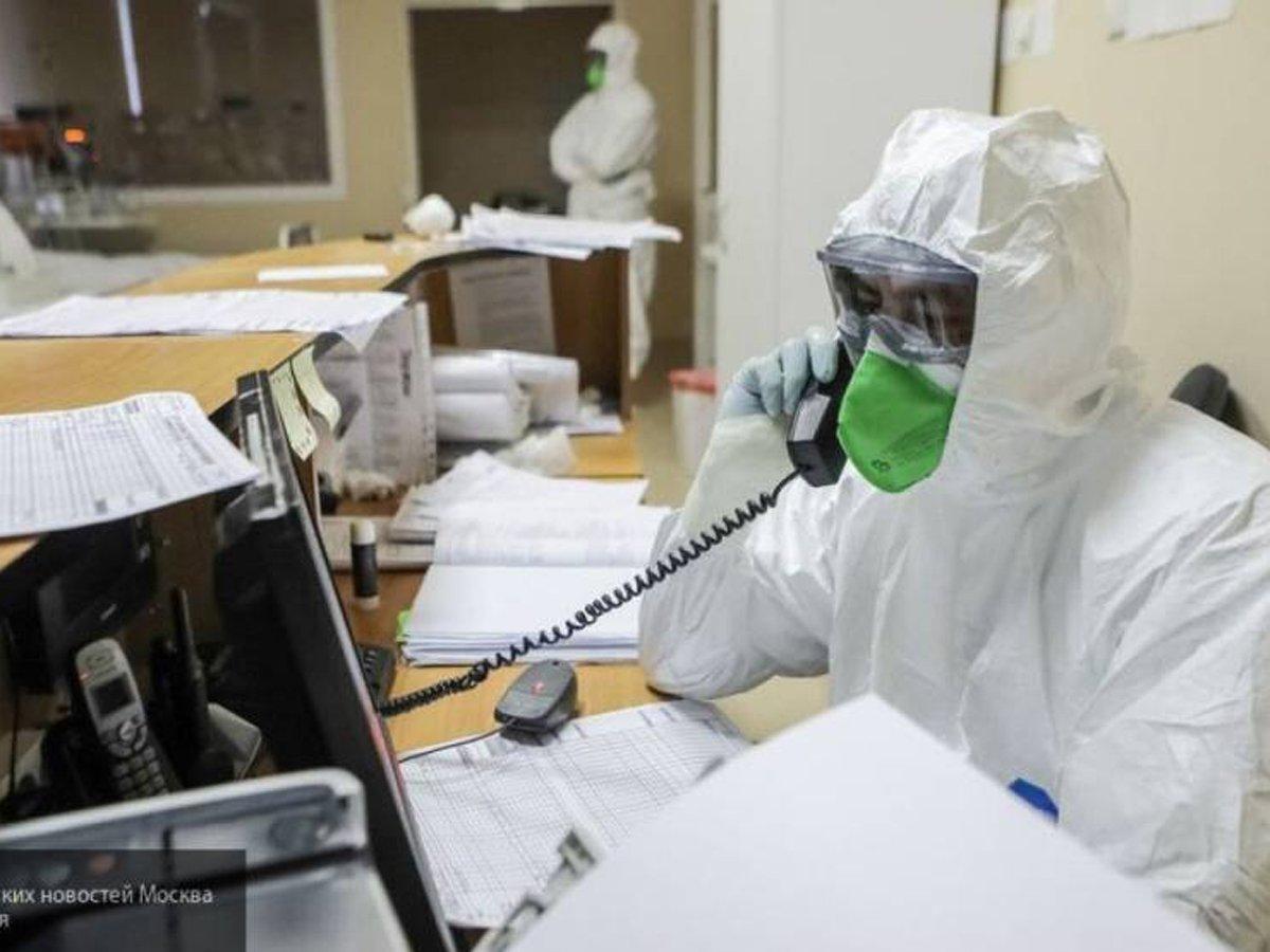Выявлен 5871 случай инфицирования ковидом
