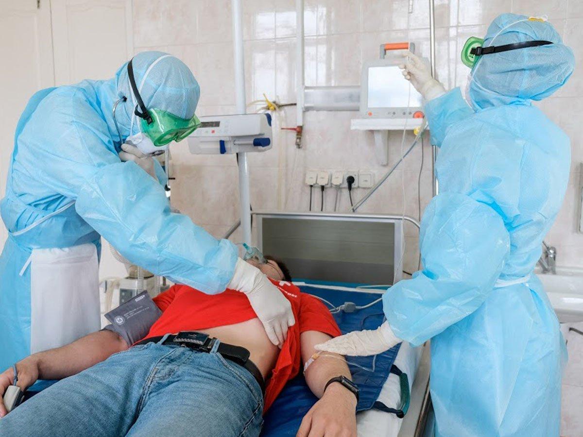 В России зафиксированы 5 811 случаев заражения за сутки