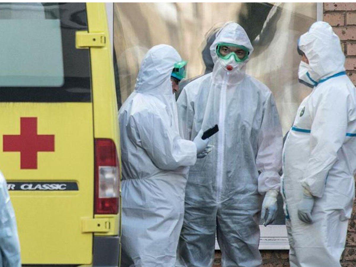 На утро 23 июля в России выявлены 5848 новых случаев COVID-19