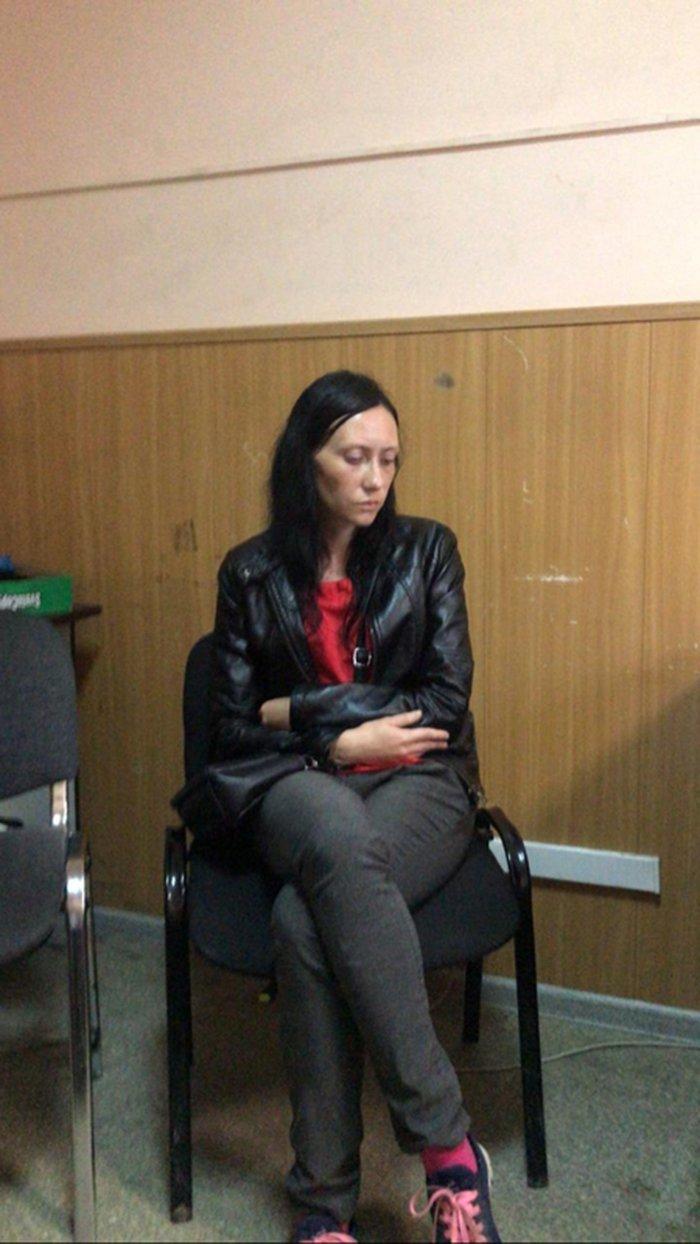 Жена убийцы Вики Тепляковой