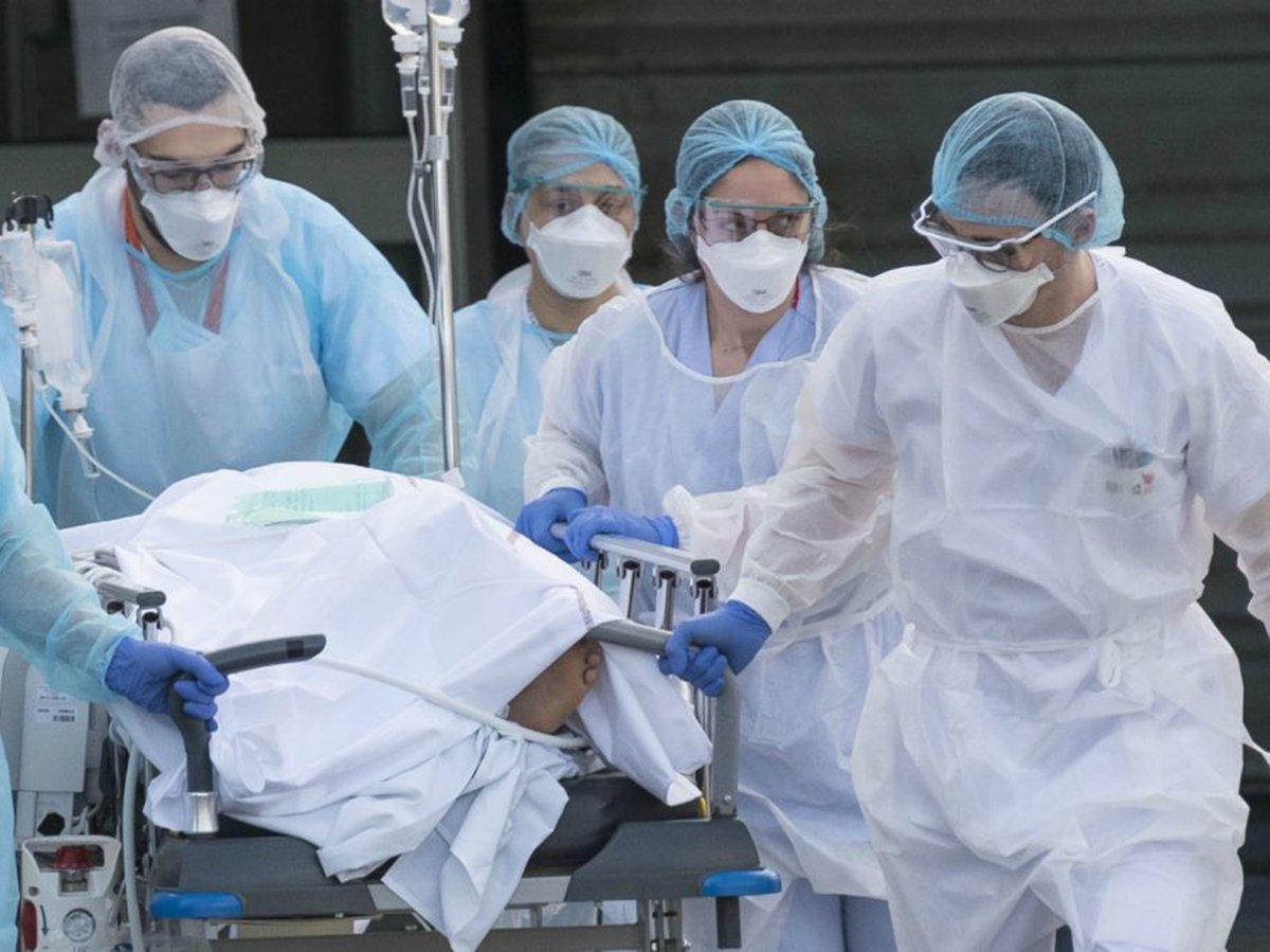 Ковидные врачи