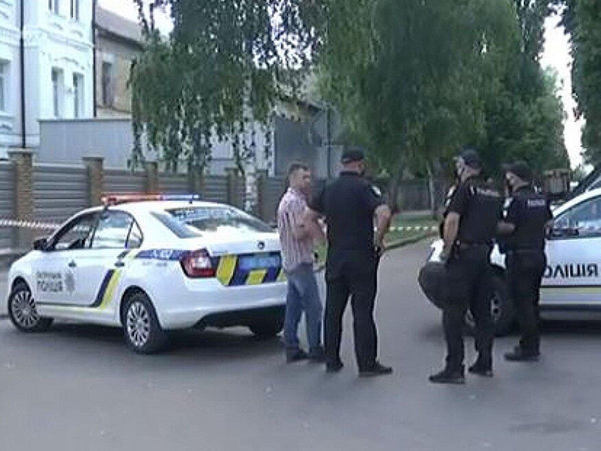 Полтавский злоумышленник отпустил пленного полицейского