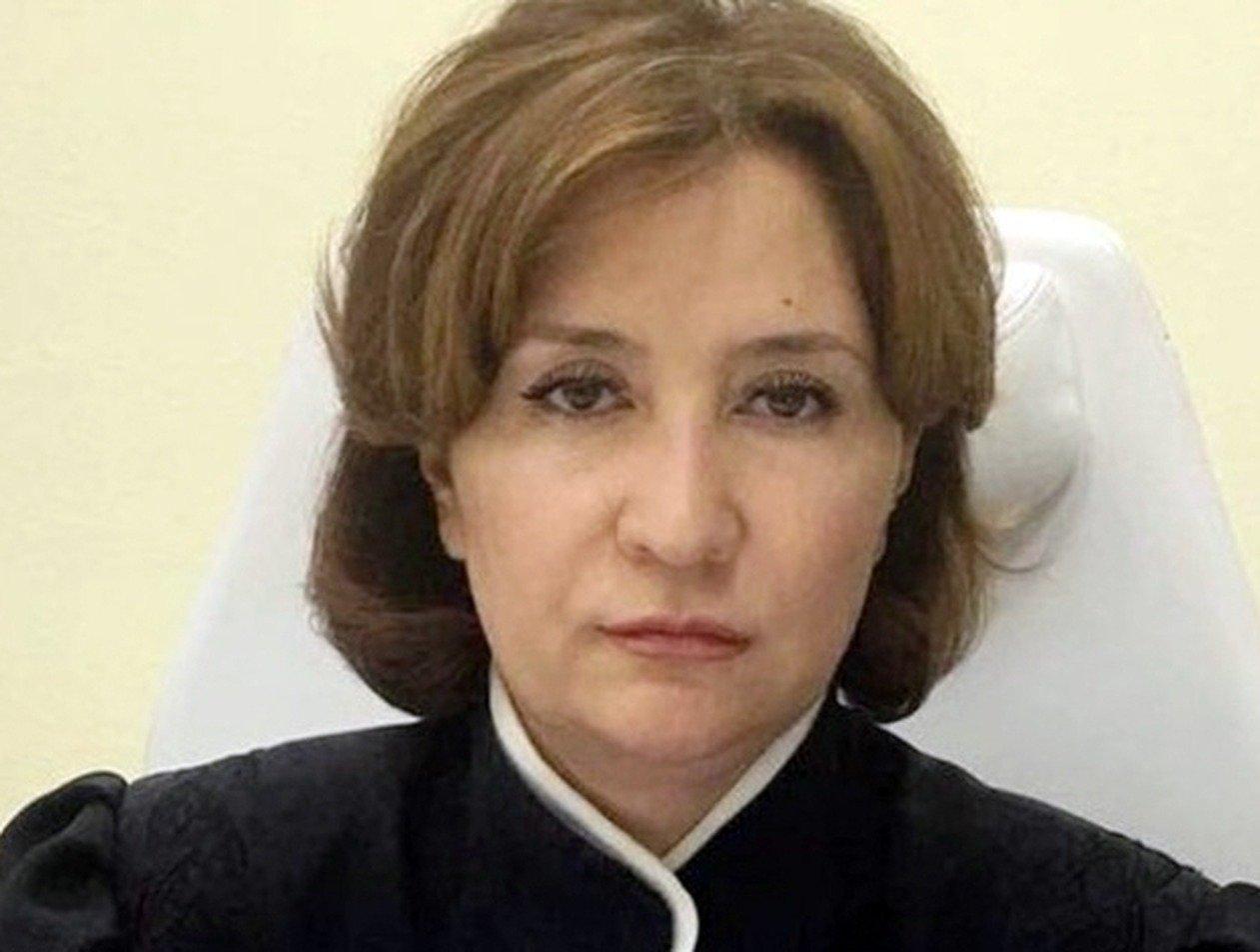 «Золотую судью» Хахалеву лишили полномочий за 128 прогулов