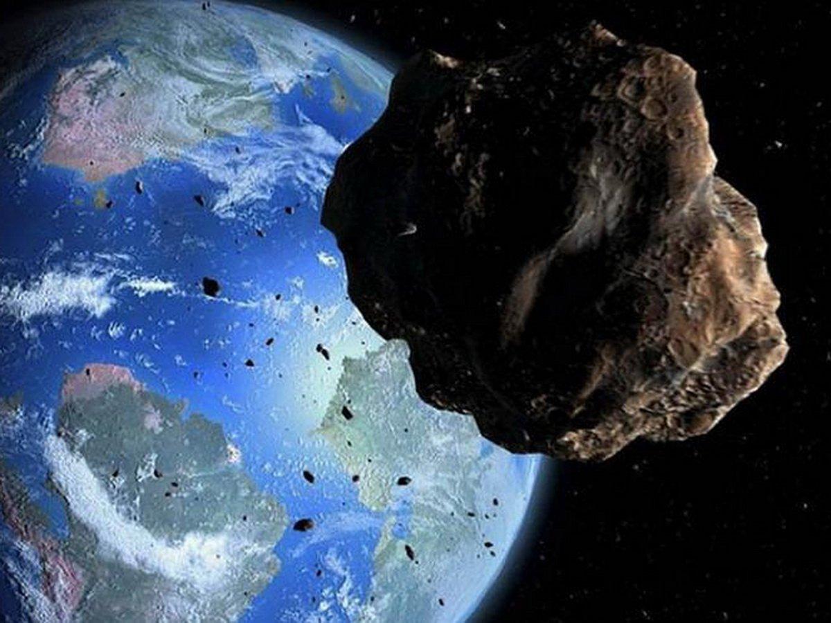 НАСА сообщила о крупном астероиде