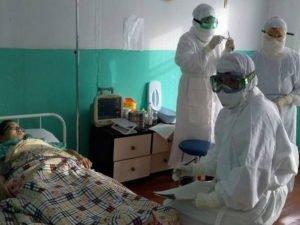 Бубонная чума рапространяется по разным странам