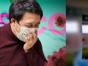 Названа реальная опасность коронавируса для мозга