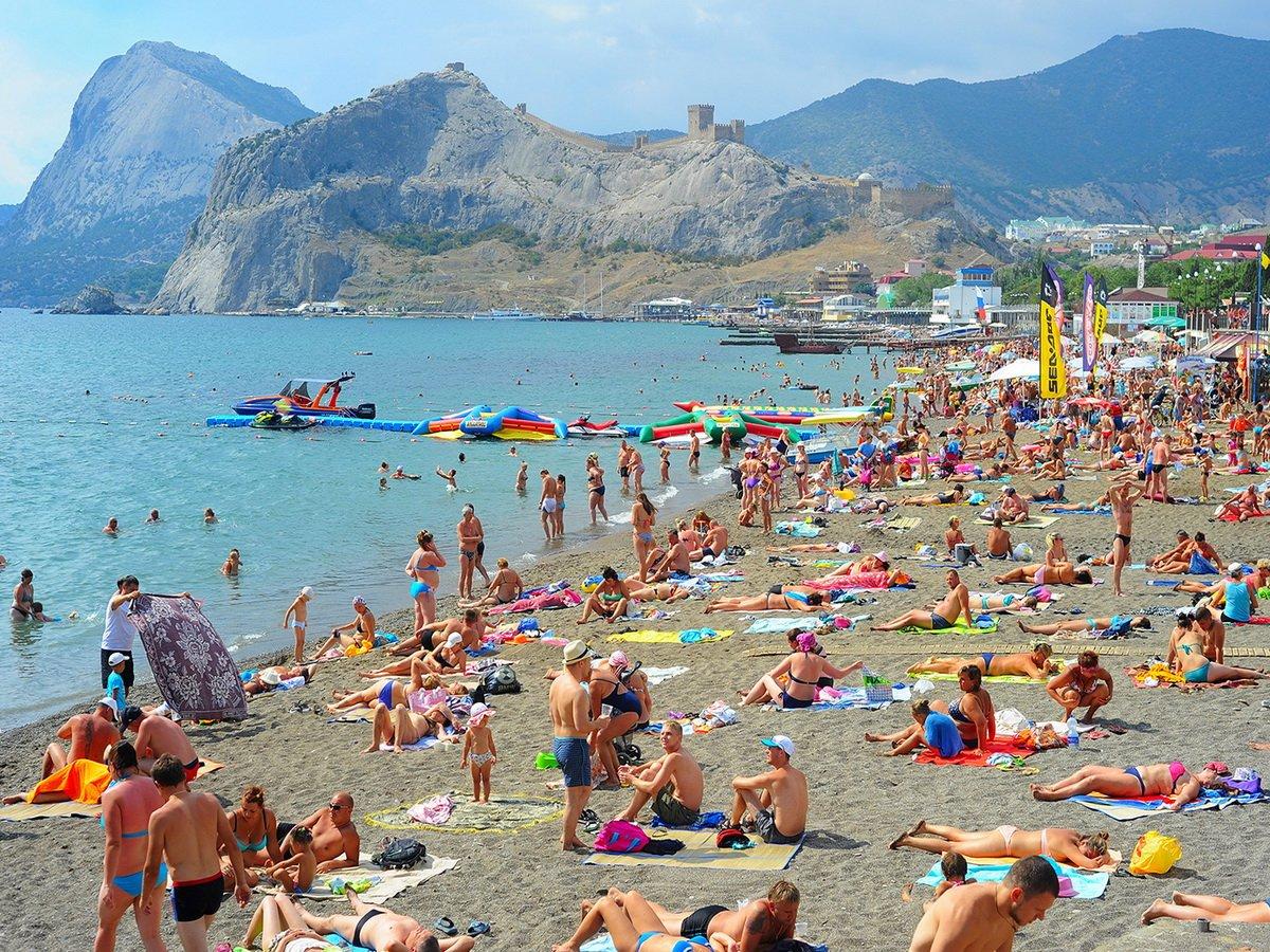 Названы главные раздражители отдыхающих в Крыму