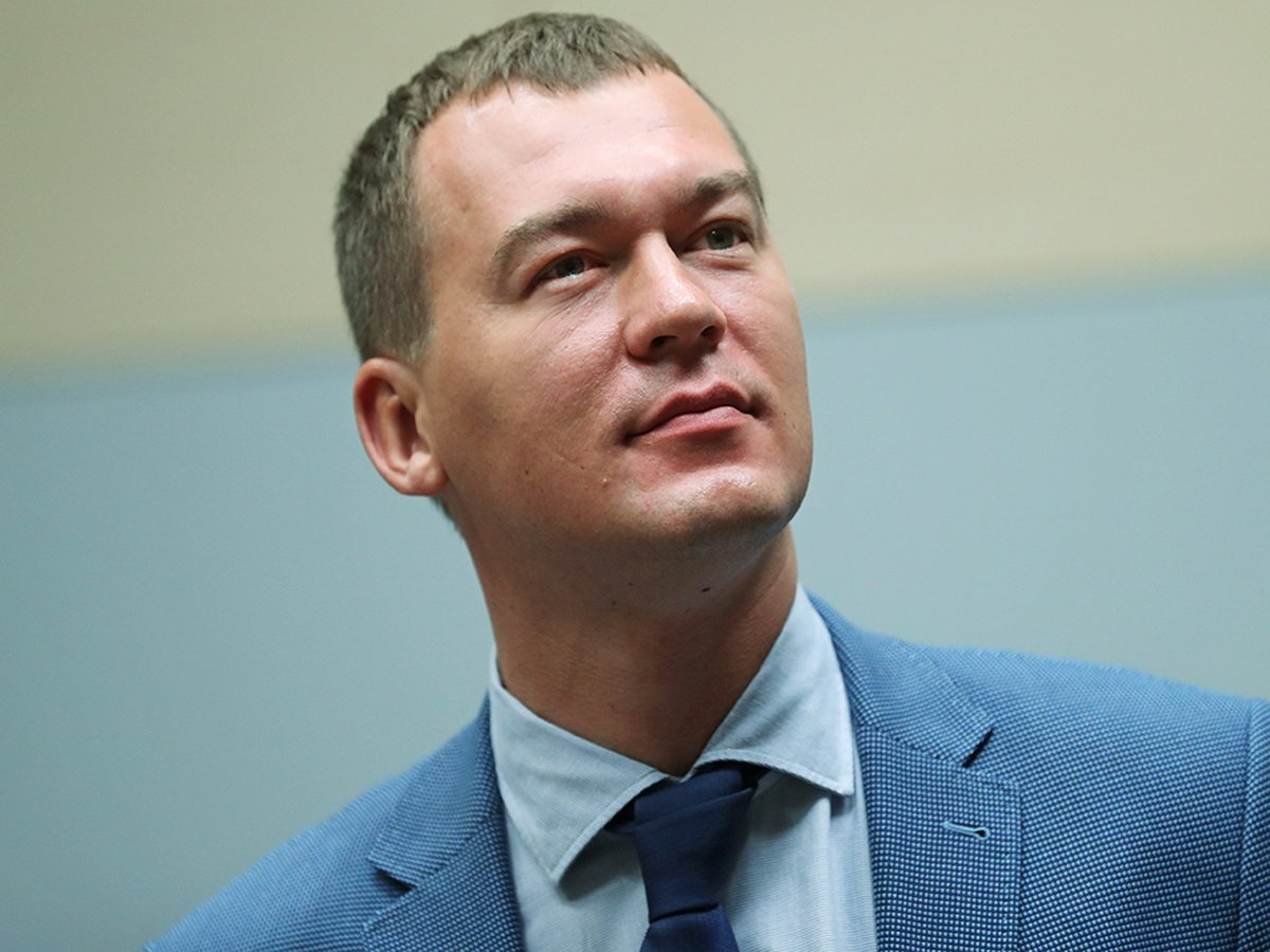 Дегтярев прокомментировал призывы уйти с поста врио Хабаровского края