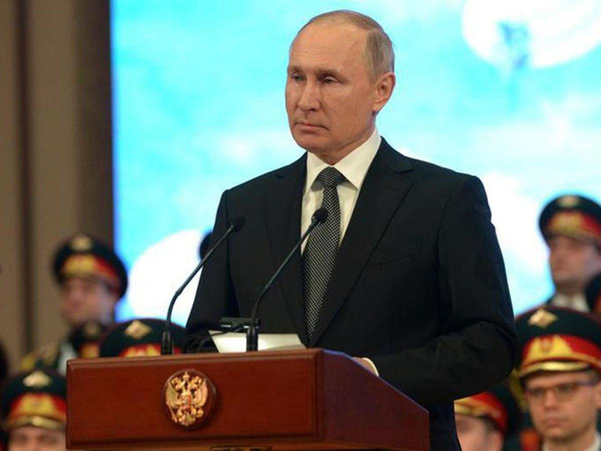 Путин подписал указ о 20 городах трудовой доблести