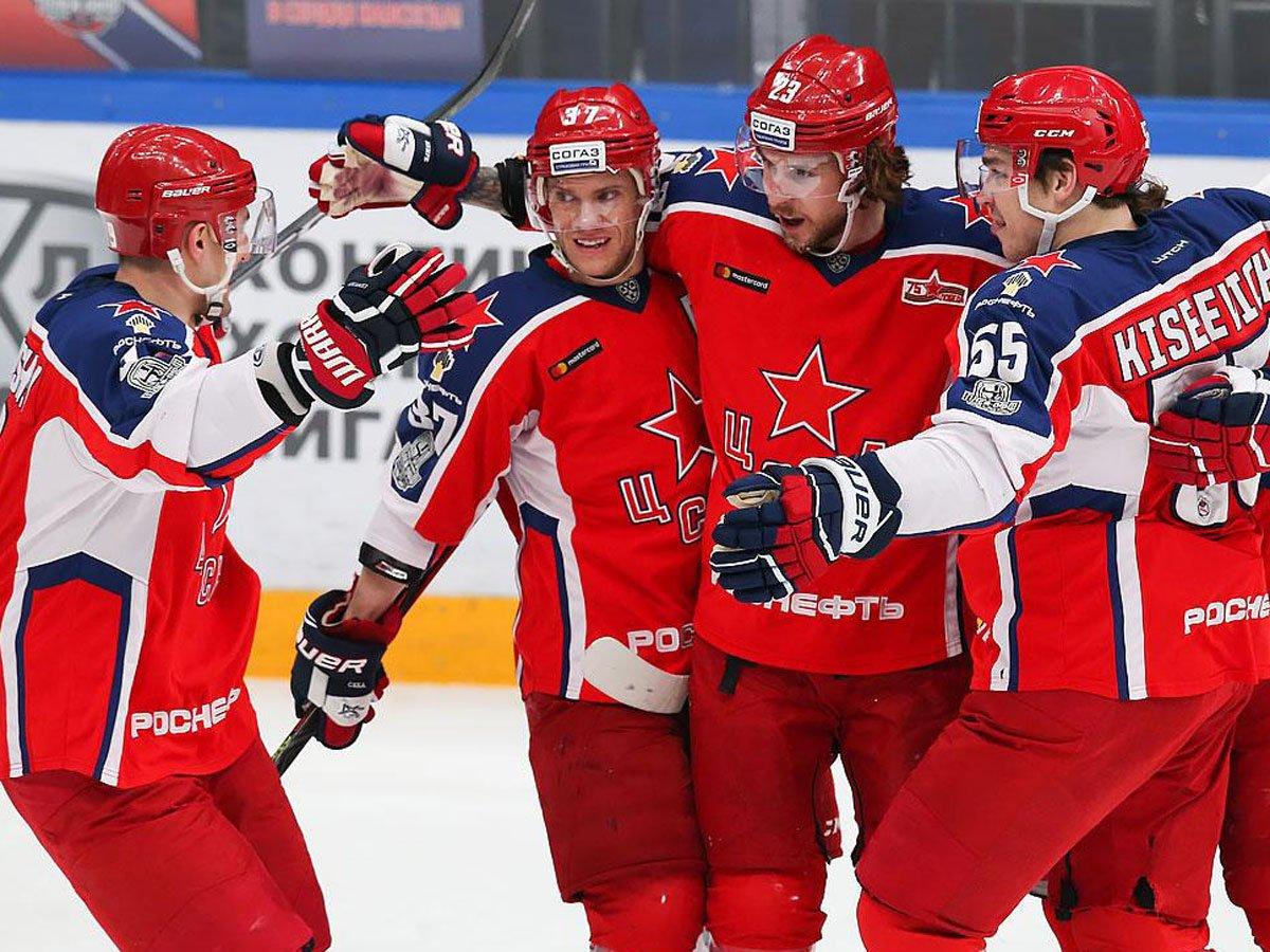 Назван победитель Чемпионата России по хоккею
