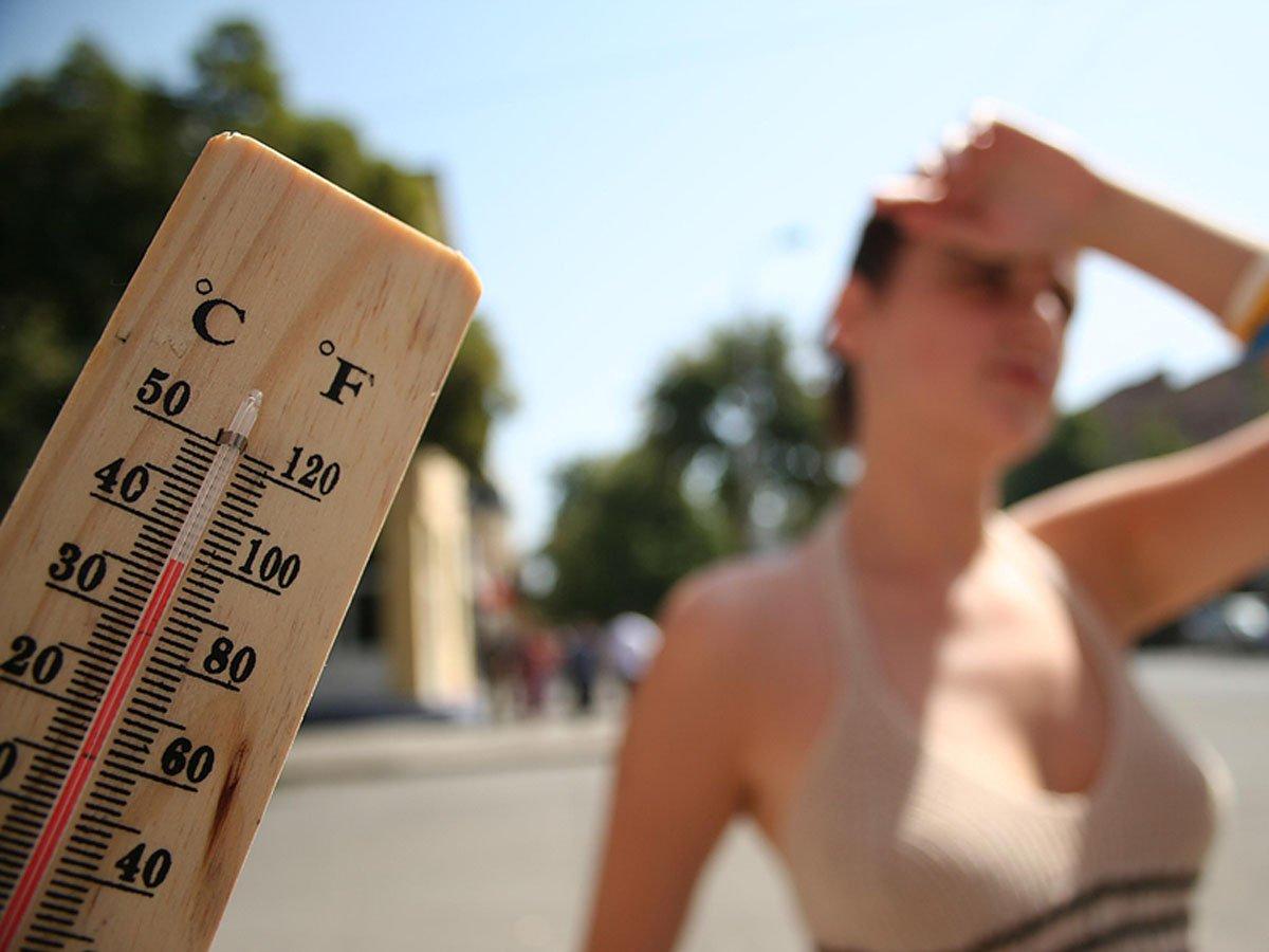 Москвичей предупредили о температуре +32 градуса во вторник