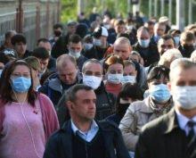 В Москве с 13 июля на улицах отменен масочный режим
