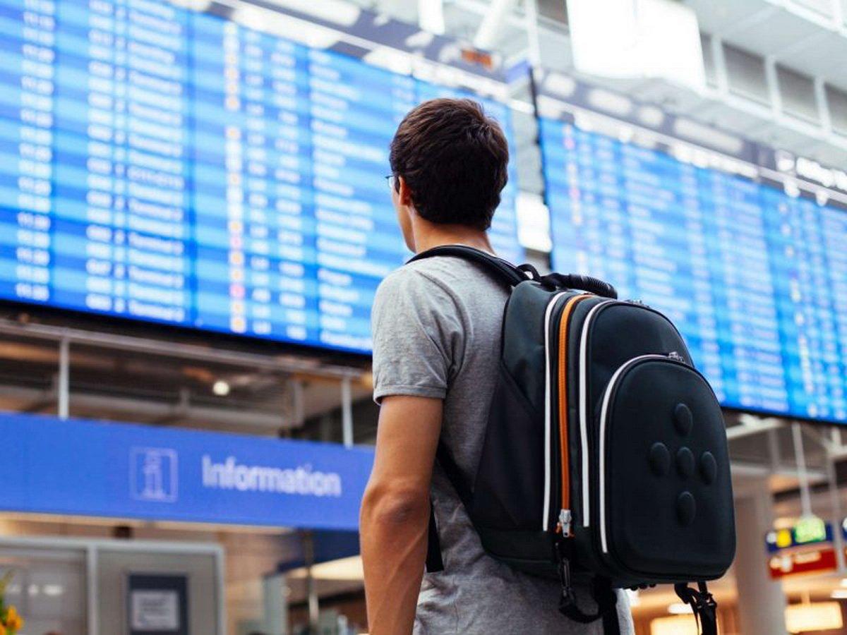 Туристы пожаловались на массовую отмену рейсов