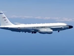 Видео перехвата самолета США у российских границ появилось в Се ити