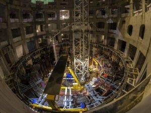 Во Франции собирают Международное сообщество приступило к сборке реактора ITER