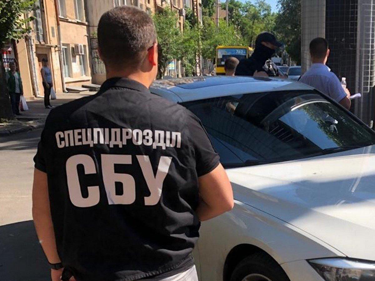 СБУ задержала куратора ГРУ