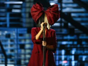 Певица Sia