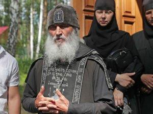 Захватившего уральский монастырь священника лишили сана
