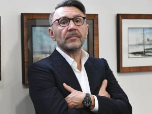 Сергей Шнуров получил новое назначение