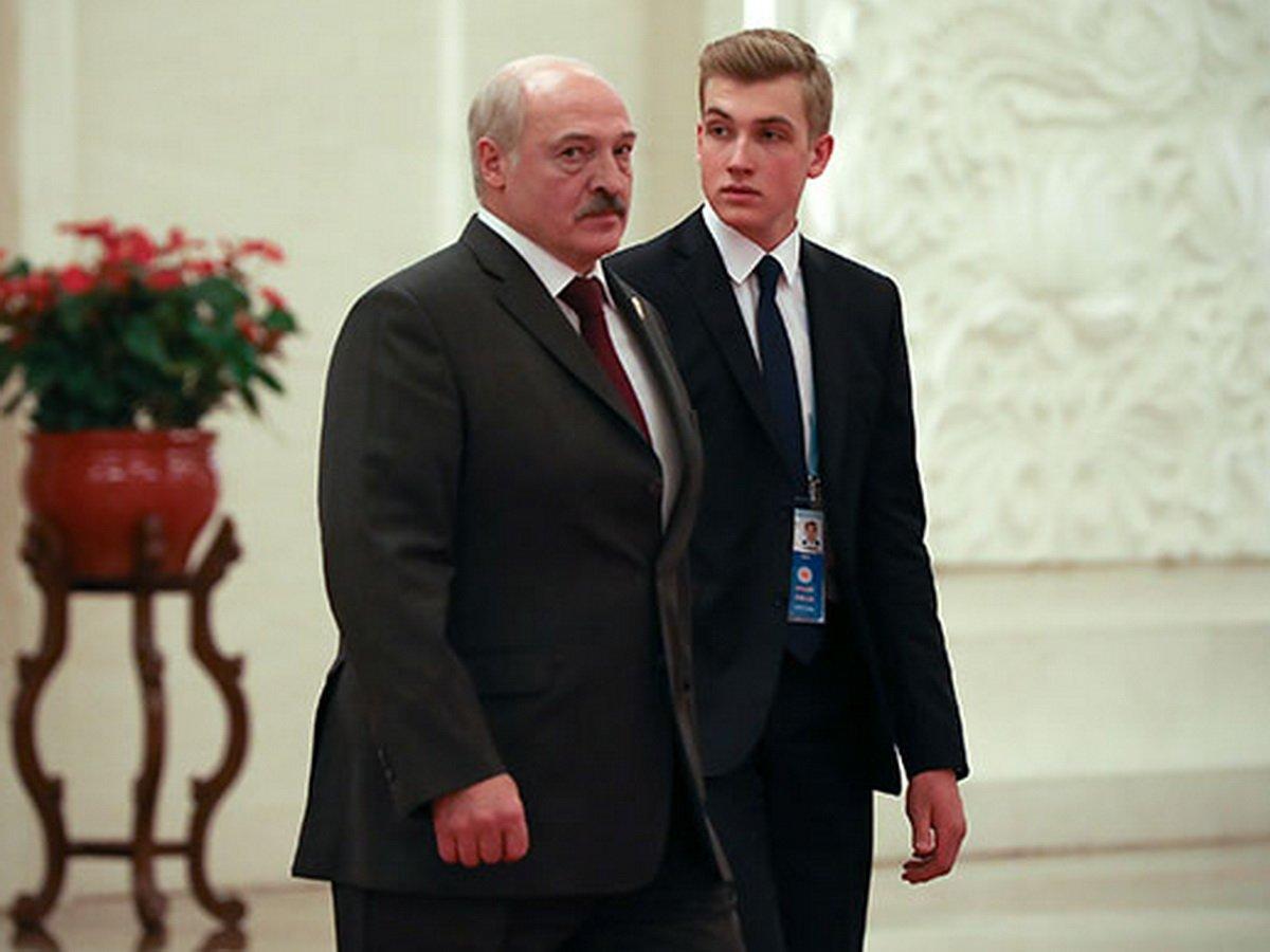 Нашлось фото матери сына Лукашенко
