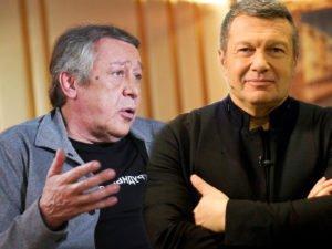 Адвокат Ефремова просит привлечь к уголовной ответственности Владимира Соловьева