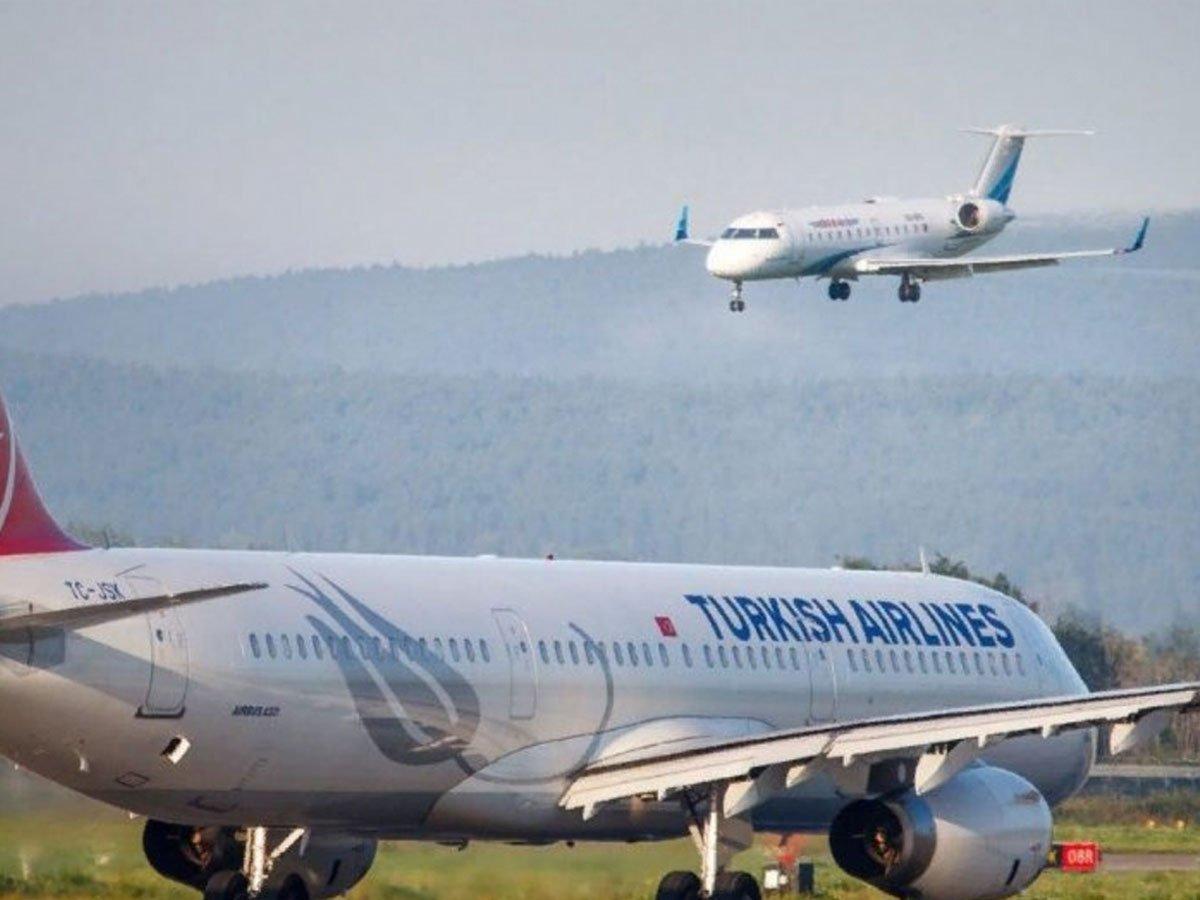 Турция и Росссия возобновляют полеты