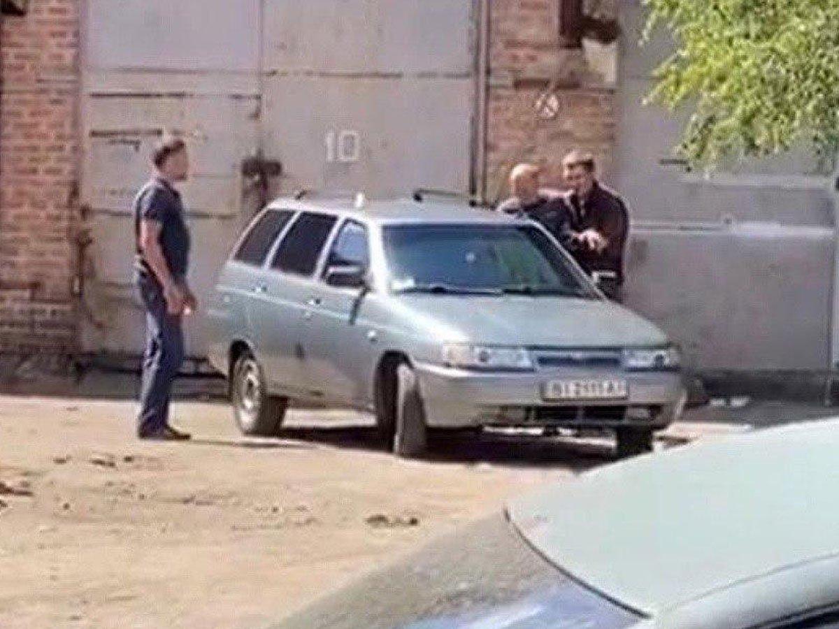 На Украине новый вооруженный захват заложников