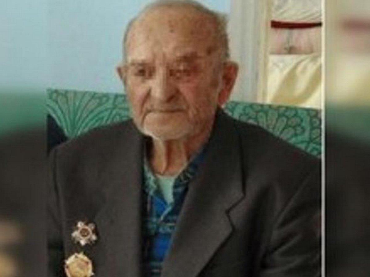 Убит 100-летний ветеран войны