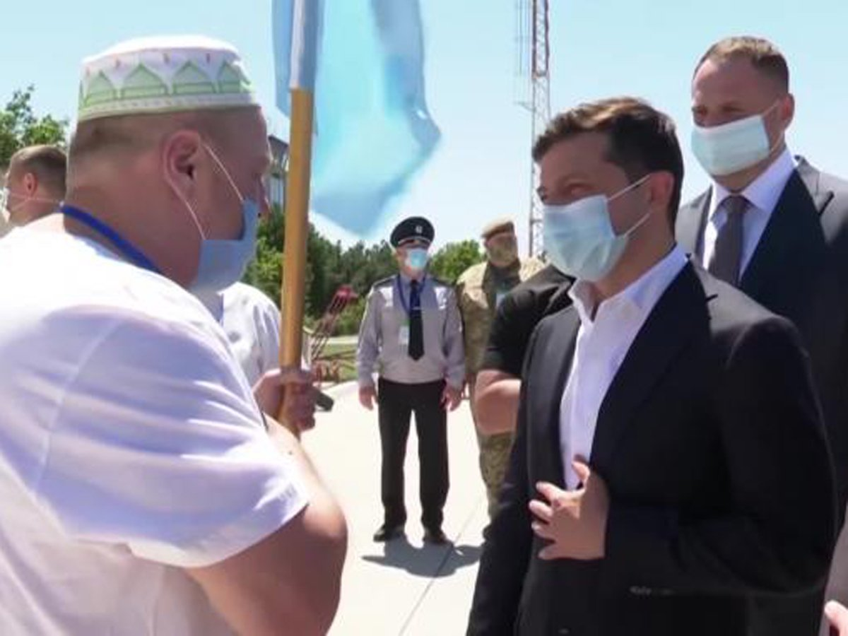 Володин пояснил, чем могут обернуться призывы вернуть Крым Украине