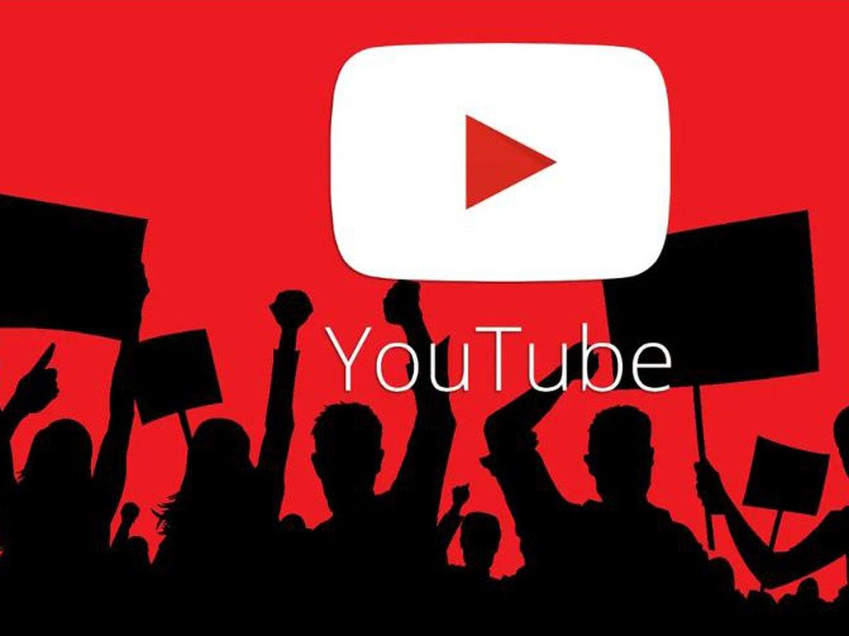 Гугл и Ютуб заблокировали аккаунт Царьграда