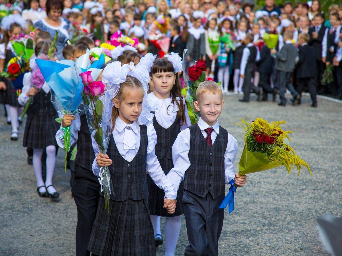 В России предложили перенести начало учебного года на 1 октября