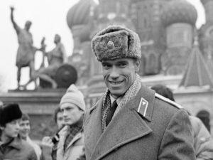 Иностранные звезды, посещавшие СССР