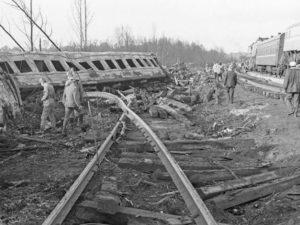 Самые страшные железнодорожные аварии в СССР и России