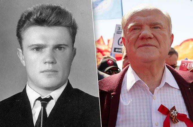 Как известные политики выглядели в молодости