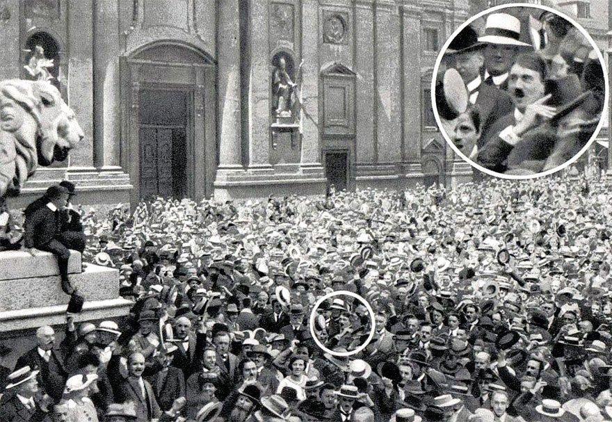 Архивные фото, которые запечатлели редкие исторические моменты