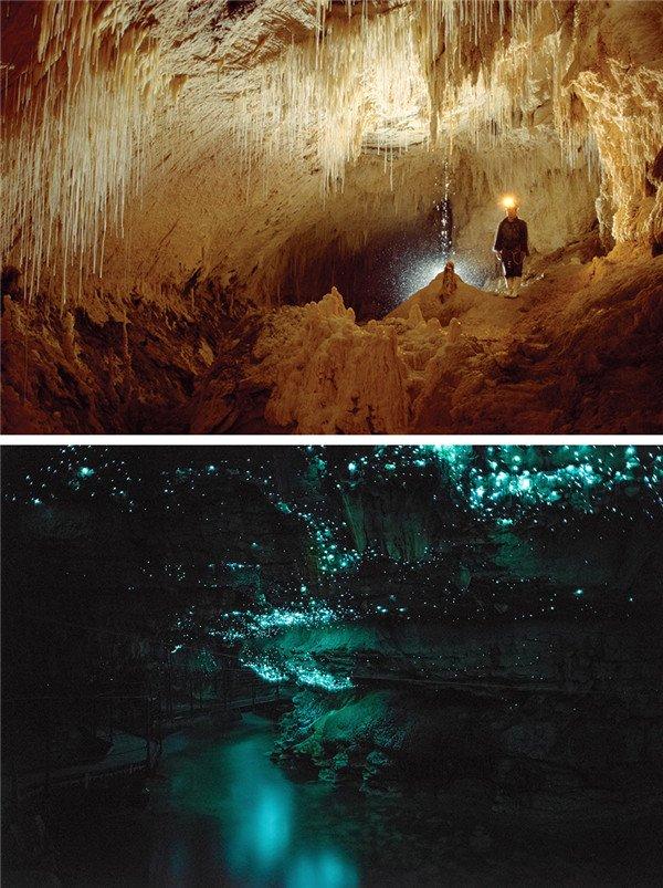 Уникальные места, которые полностью меняются ночью