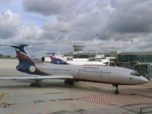 Аэрофлот отменил рейсы в закрытые для россиян страны