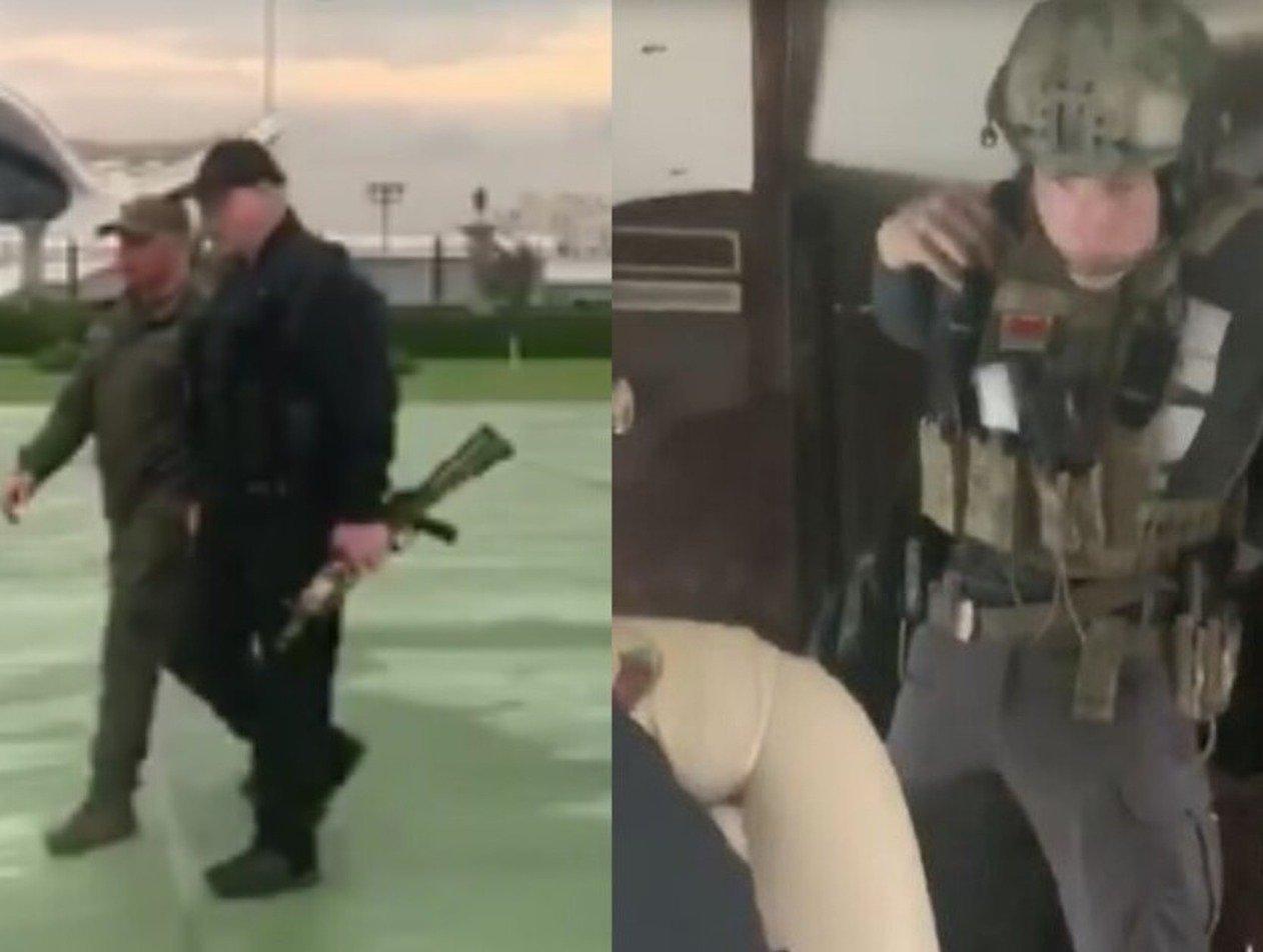 Полицию Белоруссии призвали проверить передачу оружия сыну Лукашенко