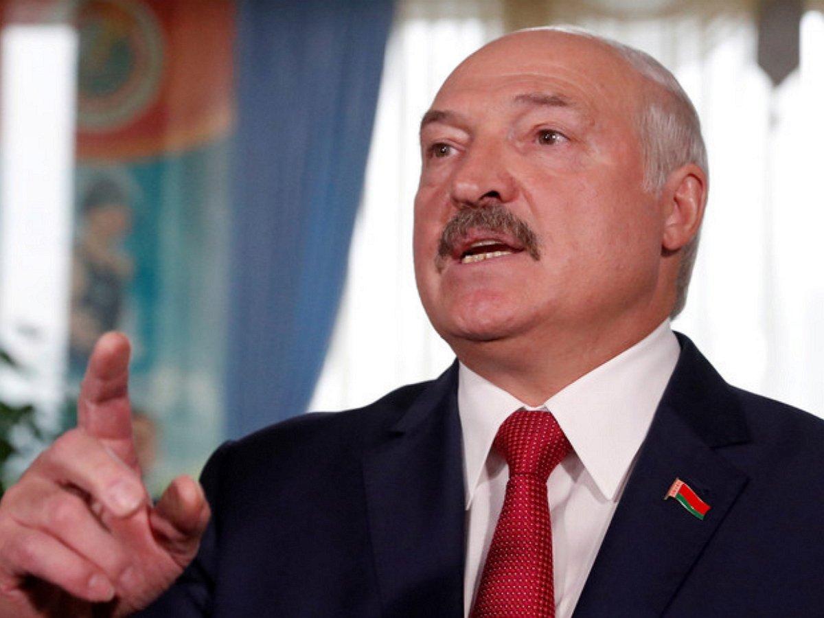 Лукашенко поручил применить «жесткие меры» для защиты Беларуси