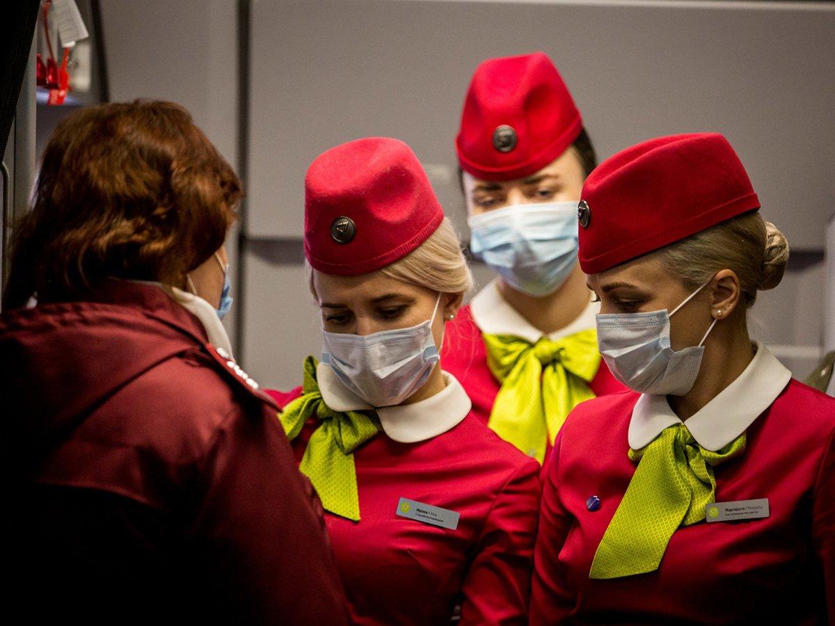 Возобновление международного авиасообщения