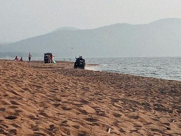 Жители Бурятии пожаловались на «обнаглевших туристов» на берегах Байкала