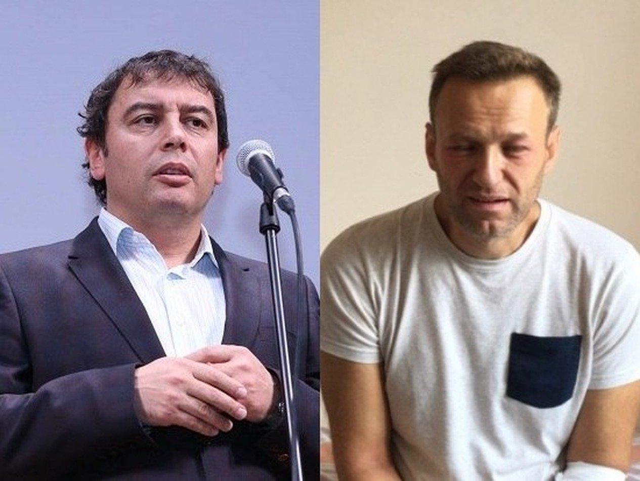 Оплативший перелет Навального бизнесмен объяснил свою помощь