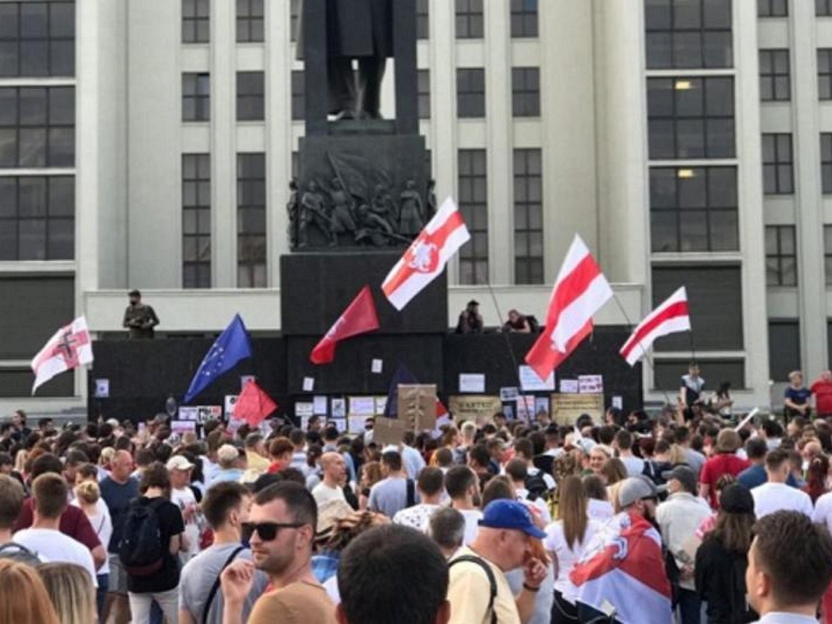 Оппозиция в Белоруссии выступила за максимально добрые отношения с РФ