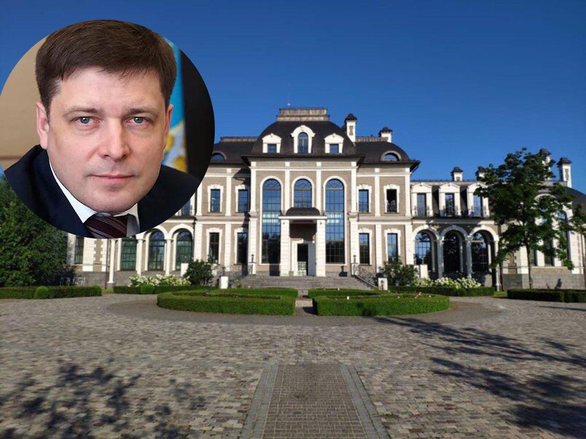 Дворец Гришина Подмосковье