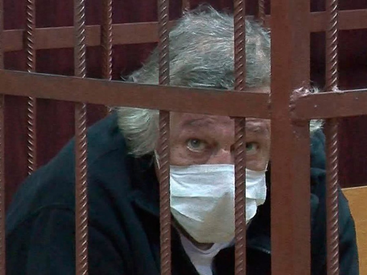 Слушания по делу Ефремова в суде