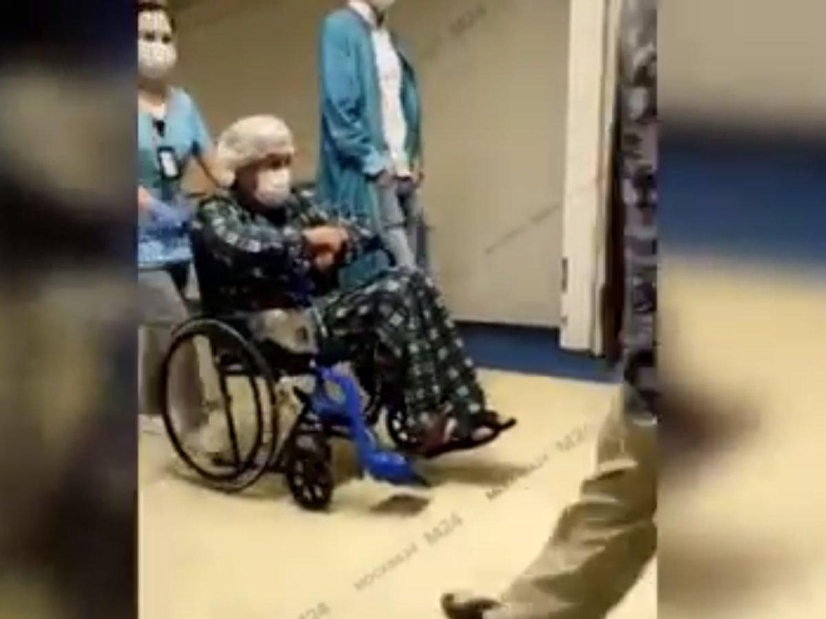 Ефремова выписали из больницы