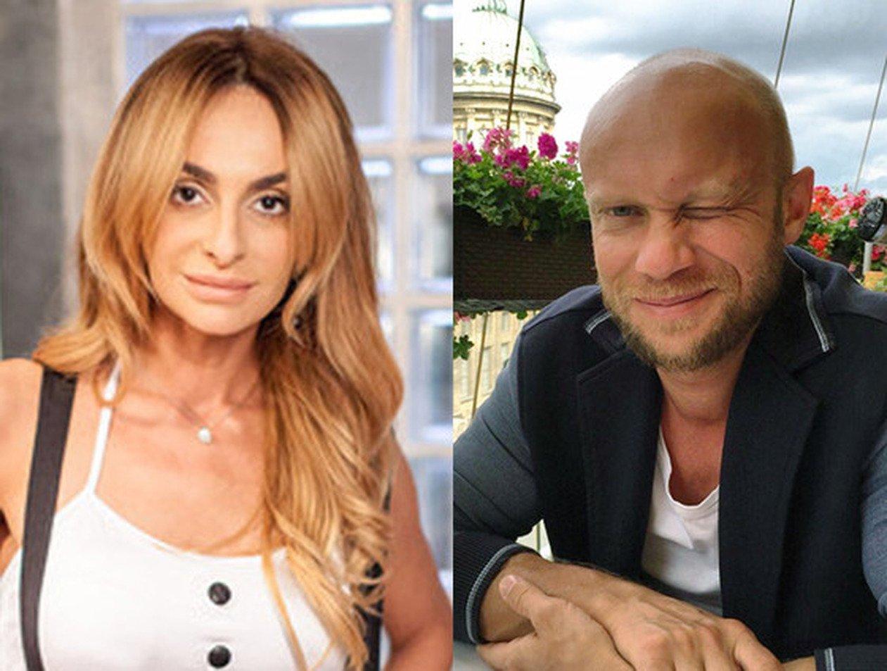 Екатерина Варнава и Дмитрий Хрусталев