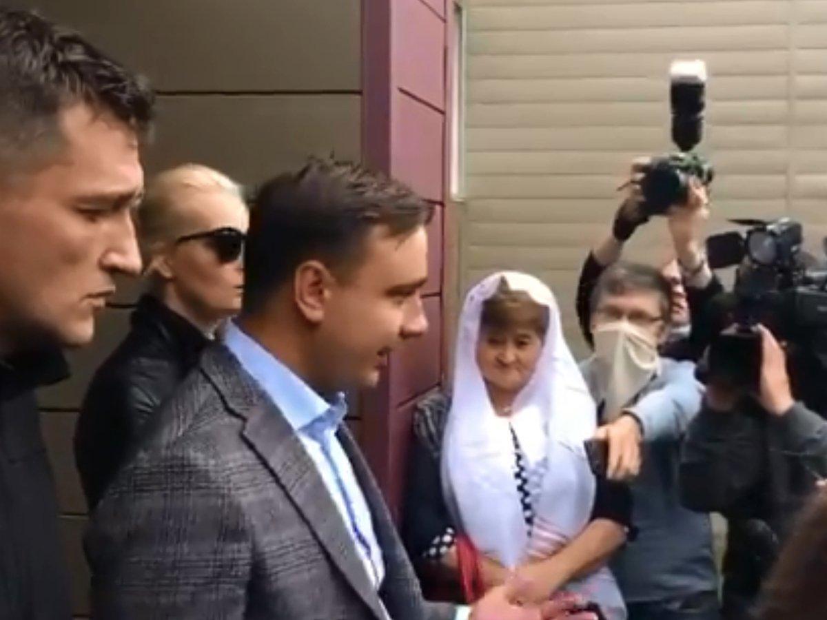 Иван Жданов и Юлия Навальная сделали заявление